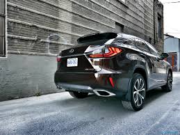 price of a mid size lexus suv the lexus rx 350 takes on 4 of the best luxury suvs for 2016