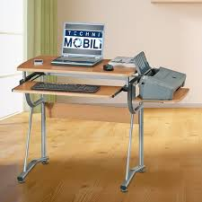 Compact Computer Desks For Home Techni Mobili Rta 2706 Multifunction Computer Desk Hayneedle