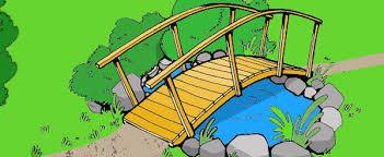 wooden bridge plans arched wooden bridge project page 1