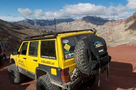 jeep cherokee yellow dirtbound u0027s xj reminds us what a jeep cherokee can be off road