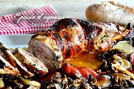 cuisiner epaule agneau recette d épaule d agneau farcie petits plats entre amis