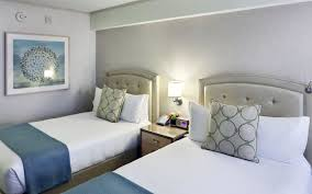double bed boston luxury hotel rooms seaport boston hotel