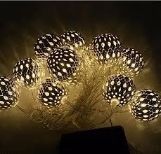 Solar Powered Christmas Tree Lights by Fashion Solar String Light Solar Powered 10led 3 5meter Silver