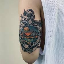 95 best anchor tattoo designs u0026 meanings love of the sea 2018