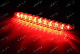 lexus rc is f gx470 toyota led bumper reflector lights