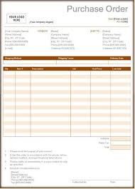 purchase order template open office download invoice template