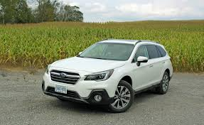 green subaru 2018 subaru outback review autoguide com news