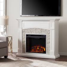fire pit corner electriclace tv stand whitelaces clearance big