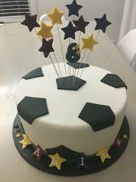 football cake simple boys soccer football cake in fondant soccer cake