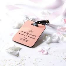 best 25 luggage tags wedding wedding luggage tag favors travels favors llc by