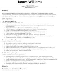 Email Content For Sending Resume Examples by Executive Assistant Resume Sample Resumelift Com
