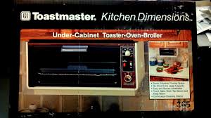 Under Counter Toaster Toaster Ovens
