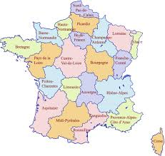 largest most detailed map of france and the flag u2013 travel around