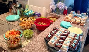 coed baby shower an uncomplicated monday coed baby shower