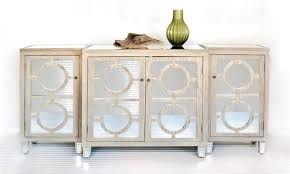 home design good looking mirrored buffet console table borghese
