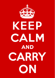 Meme Generator Keep Calm And Carry On - file keep calm and carry on svg wikimedia commons