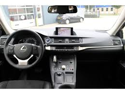 lexus ct200h zwart lexus ct 200h sport edition navi 17inch automaat benzine