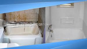 Repair Chipped Bathtub Cracked Bathtub Repair Charlotte Nc Youtube