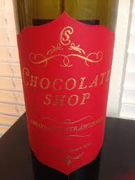 chocolate shop wine chocolate shop strawberry wine nv the vino duo