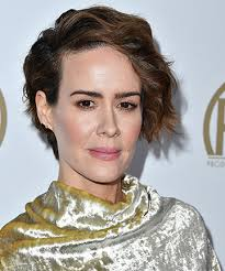 put your on a haircut sarah paulson 11 celeb inspired haircuts to put on your summer