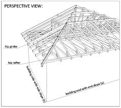 Hip And Valley Roof Calculator Hip Ridge Rafters U2013 Do You Know How To Calculate Them Gould
