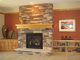 marvelous stone gas fireplace photo design inspiration andrea