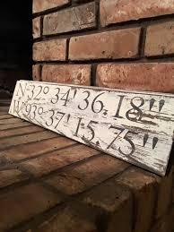 home decor address address sign shiplap farmhouse farmhouse decor fixer