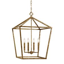 gold ceiling light fixtures shop millennium lighting 20 in vintage gold vintage single cage