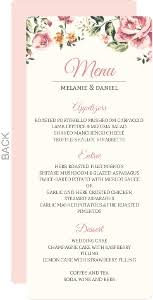 wedding menu cards wedding menu cards menu cards for wedding