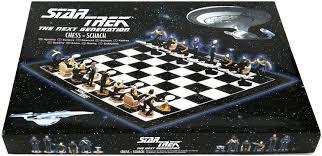 Chess Styles Star Trek The Next Generation Chess Game Memory Alpha Fandom