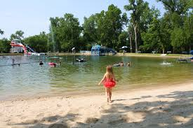 burger u0027s lake makes a perfect beach getaway in fort worth the