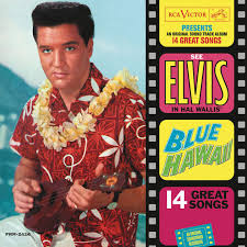 hawaiian photo album blue hawaii original soundtrack by elvis