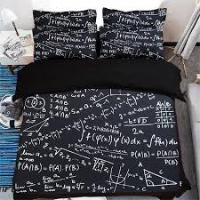 Personalized Comforter Set Aliexpress Com Buy Black And White Personalized Bedding Set Twin