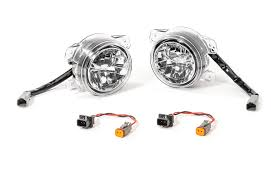 Led Fog Light Quadratec Led Fog Lights Kit For 11 13 Jeep Grand Cherokee Wk