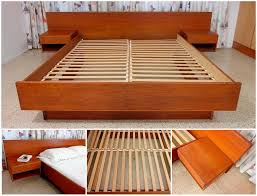 Floating Bed Construction by Plans Inspiration Floating Bed Plans Floating Bed Plans