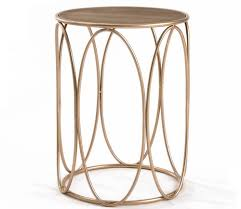 nursery accent table sweet and shiny rose gold is here to stay nursery gold nursery