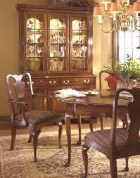 Solid Cherry Dining Room Table by The Finest Traditional Solid Cherry Dining Room Furnishings From