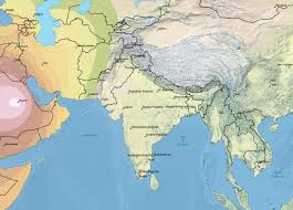 Map Of Southwest Asia by Harappa Maps Harappa Ancestry Project