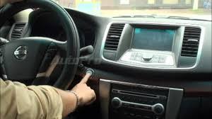 nissan teana 2009 interior autopro tests nissan teana 2010 youtube