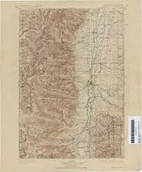 Map Of Montana And Idaho by
