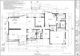 Underground Home Floor Plans Autocad New