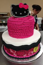 hello kitty cake 50 at walmart baby shower ideas pinterest