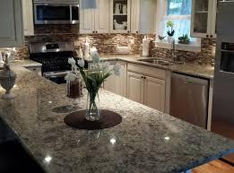White Kitchen Cabinets Granite Countertops by Granite Countertop Glass Table Flowers Vase Black Granite Top