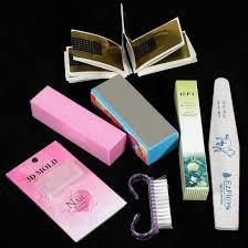 amazon com 42pc acrylic powder nail art tips starter kit beauty