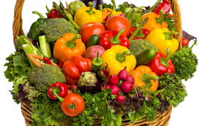 fruit and vegetable basket fruits and vegetables nutrition before during and after cancer