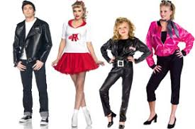 Grease Halloween Costumes Grease Group Costumes Group Costumes Costumes