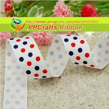 grosgrain ribbon bulk online get cheap printed grosgrain ribbon 1 inch aliexpress