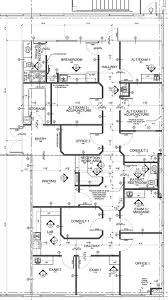 Floor Plan Of The Office Office Floor Plan With Concept Inspiration 36459 Kaajmaaja