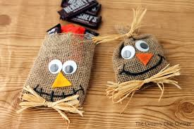 scarecrow halloween treat bags do more for less