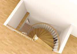 stair beautiful space saving spiral staircase design ideas with